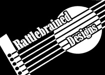 Rattlebrained Designs Unique T-Shirts