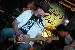 at the Blues Club Fribourg