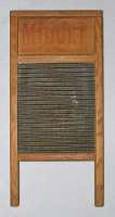Old National Midget washboard