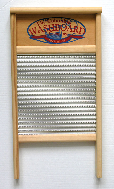 a Columbus Co. washboard
