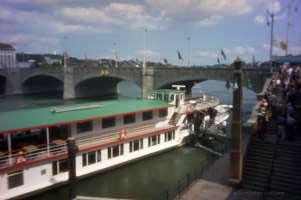 Riverboat, Basel