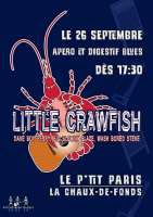Little Crawfish Poster