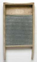 Dave's old washboard from the UK